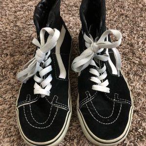 Vans Shoes - Women's high top Vans